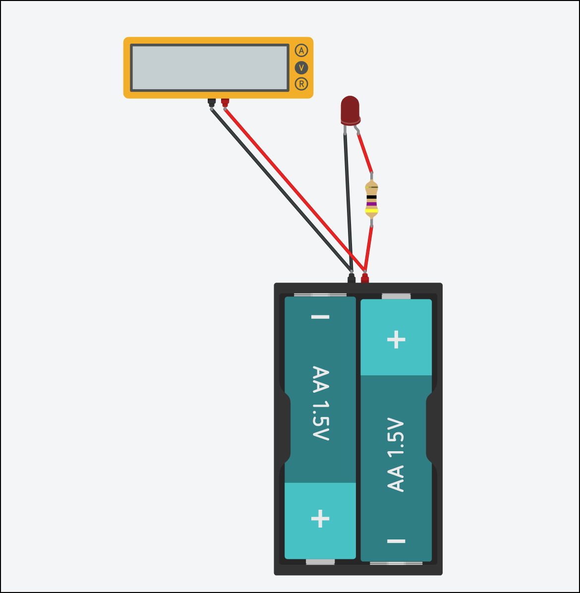 Tinkercad Circuits [ 1196 x 1170 Pixel ]